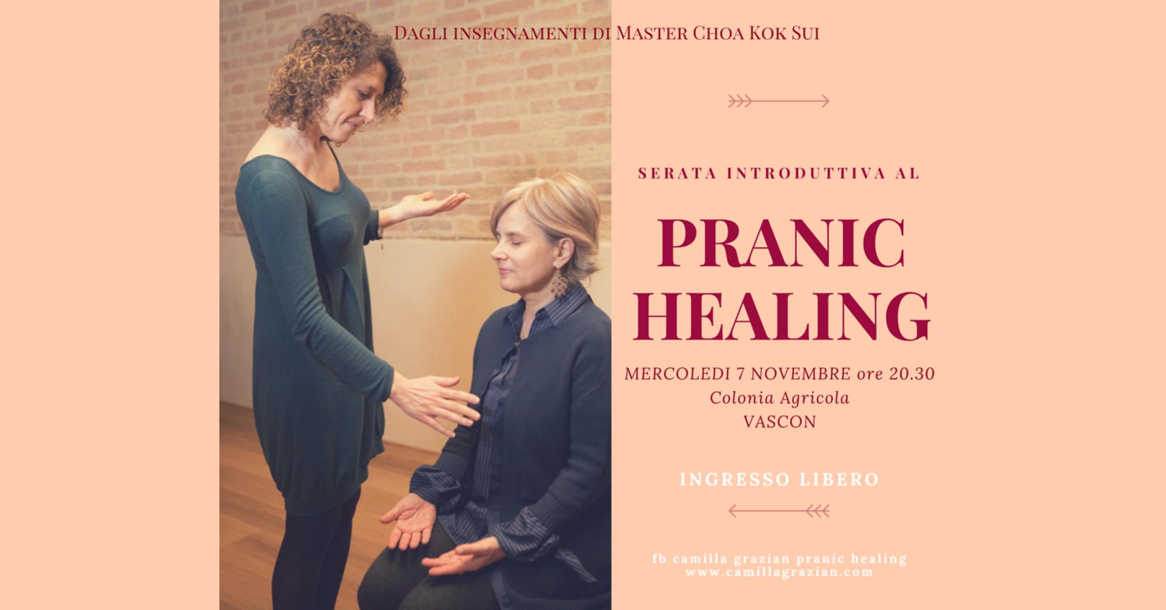 Pranic Healing Social