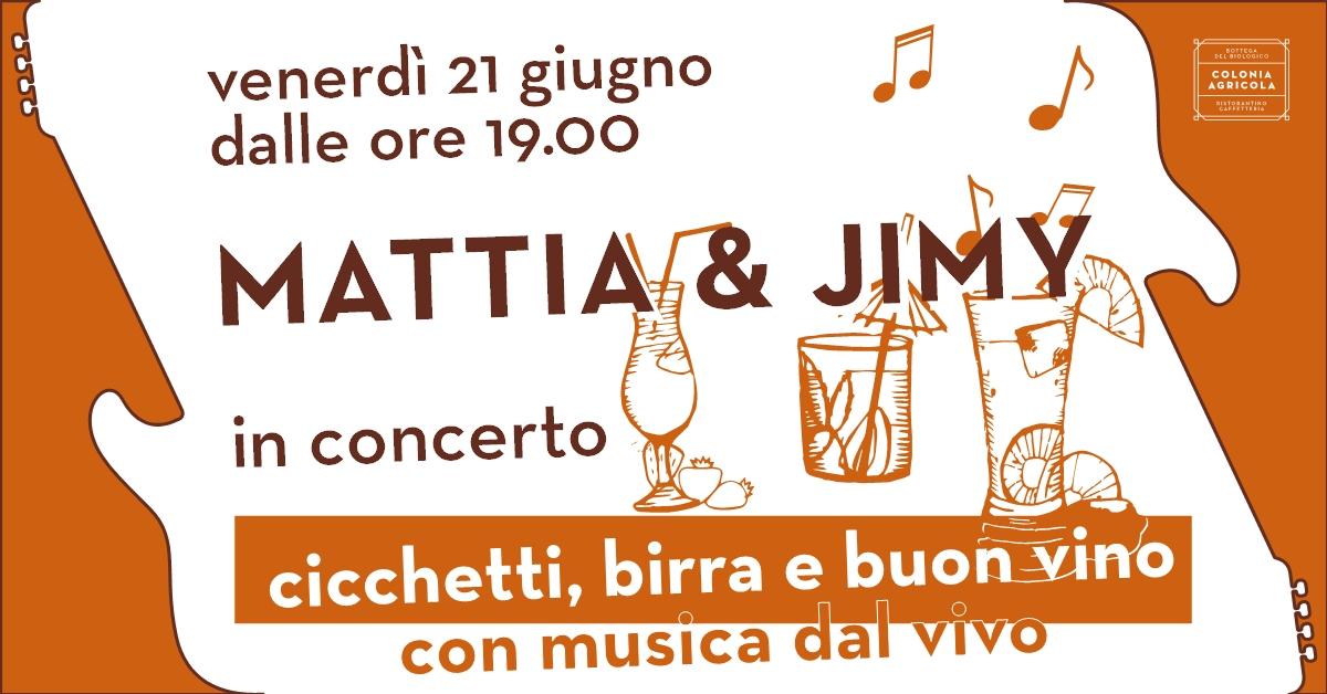 Mattia & Jimy concerto